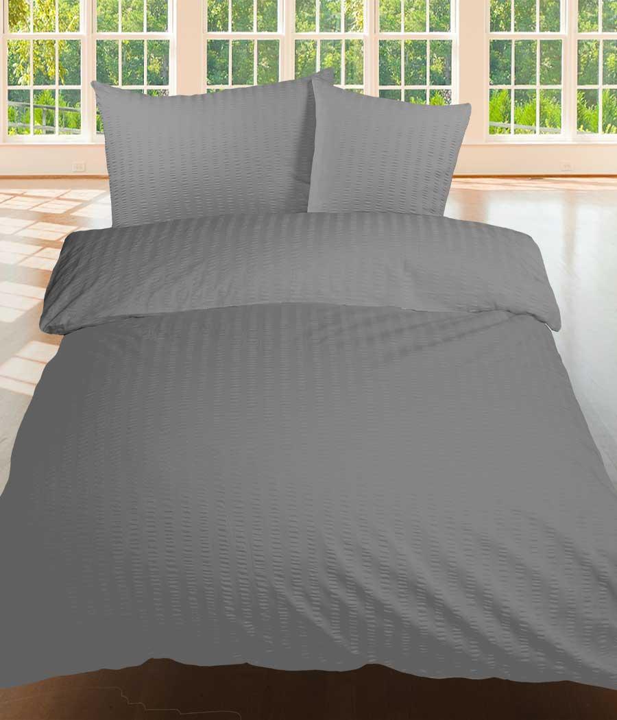 Bettwäsche Seersucker Satin Online Bettench Ihr Bettenhaus Online